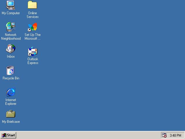 Windows 95 as Windows 2000 - Nintendofan12 3 Photo (40008720