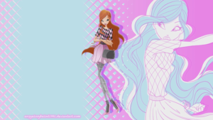 Winx WoW Wallpaper - Bloom