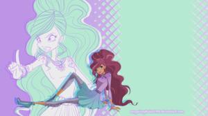 Winx WoW Wallpaper - Layla