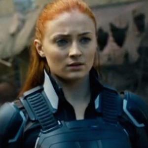 X men Apocalypse s Sophie Turner as Jean Grey