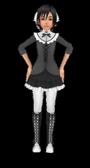 Xion Lolita Kohaku Ume and Kazuki9484