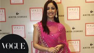 Yami Gautam for Vogue