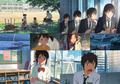 Your Name  - anime photo