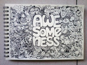 awesomeness doodles
