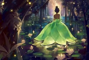 bayou princess by xinwei huang