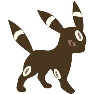 tsokolate umbreon