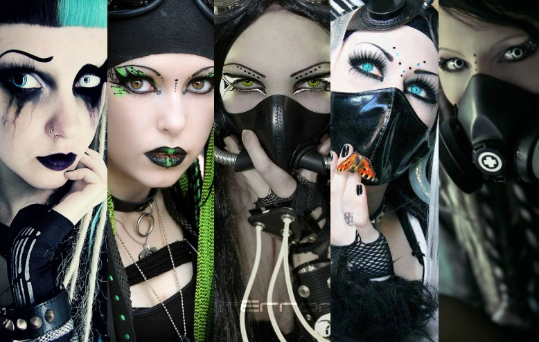 Cyber gothic images cybergoth hd wallpaper and background photos cyber gothic images cybergoth hd wallpaper and background photos voltagebd Images