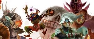 deity link loz majoras mask