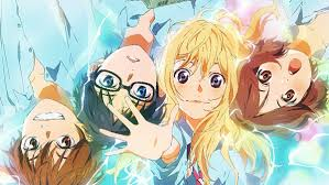 Shigatsu wa Kimi no Uso wallpaper with anime titled download 2