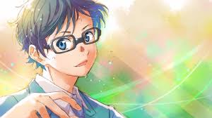 Shigatsu wa Kimi no Uso 壁纸 containing a portrait titled download 5
