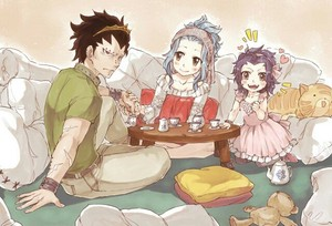 fairy tail -gale-baby
