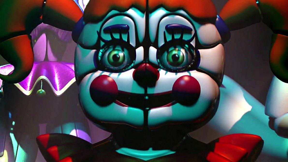 Sisterlocation Images Fnaf Sister Location Baby By Thatfnafgamer