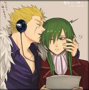 freed x laxus