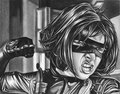 hit girl good movie by jjrrs - chloe-moretz fan art