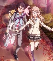 Shigatsu wa Kimi no Uso hình nền with anime titled hình ảnh 3