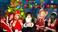 kiryu christmas - kiryu-%E5%B7%B1%E9%BE%8D fan art