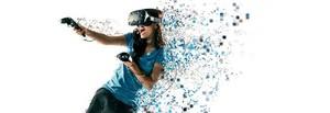HTC Vive VR System 2016