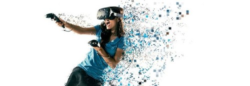 HTC Vive wallpaper titled HTC Vive VR System 2016