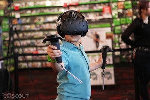 HTC Vive Gamestop