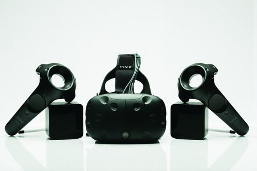 HTC Vive wallpaper entitled HTC Vive product