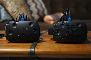 Steam VR HTC Vive Developer edition unboxing