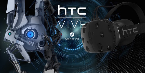 HTC Vive wallpaper entitled HTC Vive gamescom featured