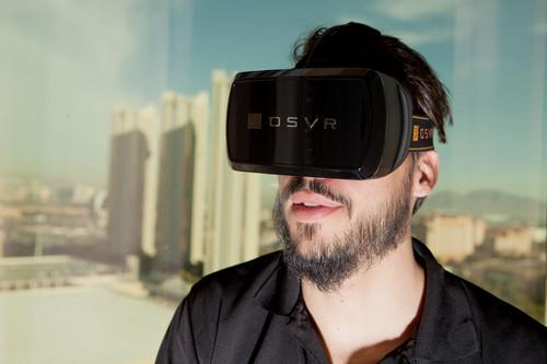 Razer OSVR wallpaper entitled OSVR Hacker Dev Kit The VR Headset from Razer