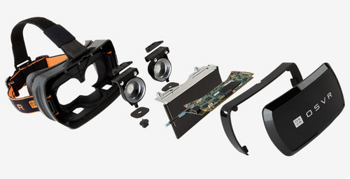 Razer OSVR wallpaper entitled Razer OSVR Kit