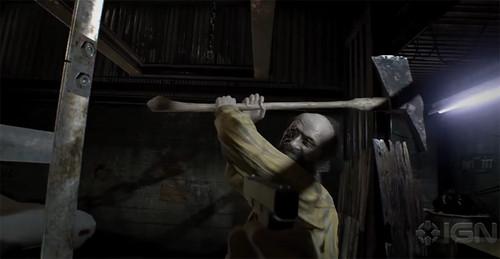 Resident Evil wallpaper titled re7