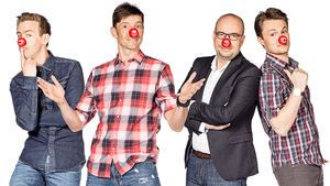 red noseday