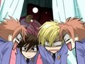 shit!! he's awake! - ouran-high-school-host-club photo