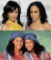 sister sister  - tia-and-tamera-mowry photo