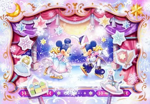 the Nutcracker - Mickey and Minnie