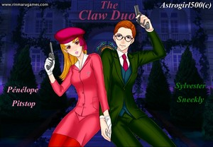 the claw duo penelope and sylvester manga version door astrogirl500 da56pbr