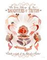 the daughters of triton by phillip light - disney fan art