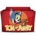 tom   jerry   folder icon by mohannedjamal d8t7unl - tom-and-jerry icon