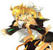 vocaloid-rin and len1 - vocaloids icon