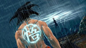 fondo de pantalla broly superman darkseid doomsday battles dragon ball battle original