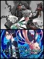 .Hack// and Sword Art Online - sword-art-online photo