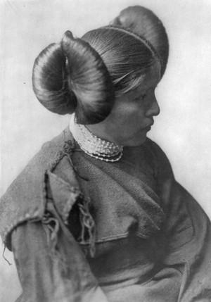Hopi Girl  1905
