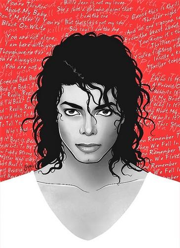 la robot dance de Michael Jackson fond d'écran entitled ♚MICHAEL JACKSON♚