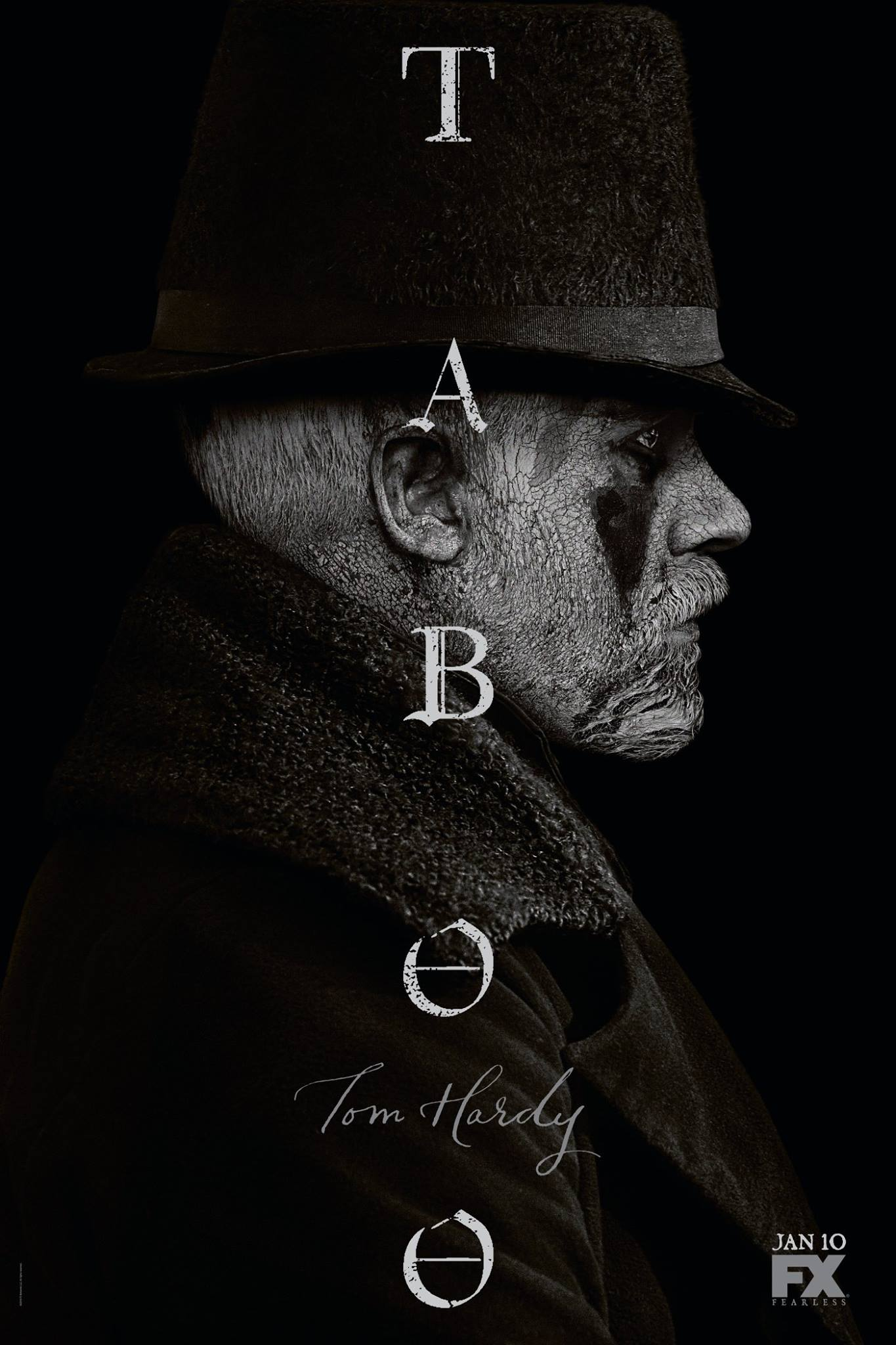 'Taboo' Poster