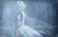 White Fairy - fantasy photo