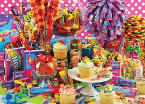 Wonka キャンディー