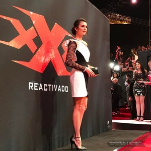 """""""XXX: The Return of Xander Cage"""" premiere in Mexico City"""