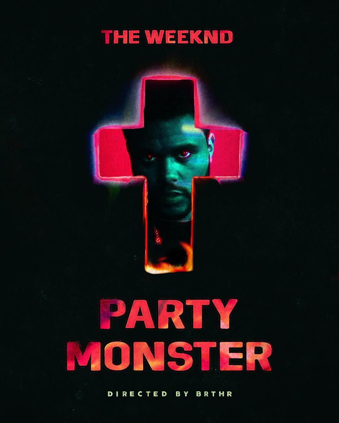 Most Inspiring Wallpaper Mac The Weeknd - -party-monster-poster-the-weeknd-40163760-1080-1349  Photograph_98288.jpg