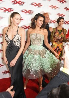 'xXx': Return of Xander Cage '- European Premiere in 런던