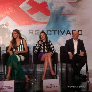 """xXx: The Return of Xander Cage"" Press Conference in Mexico City"