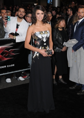 """xXx The Return of Xander Cage"" premiere in Los Angeles"