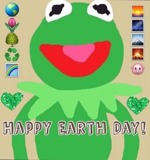 Walt Disney fan Art - Kermit the Frog